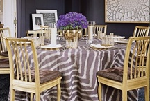 Home: diningroom / by Annlea Artsy