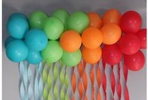 Party Ideas / by Natalie Tanase Fitness