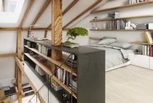 Favorite Places & Spaces / We love rooms and spaces that inspire us, help us relax, and are - above all - organized!