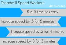 Running Workouts / treadmill intervals, fitness, running, treadmill workouts