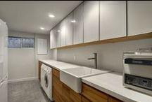 LAUNDRY ≫ / Great laundry room ideas