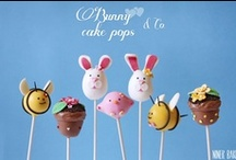 Cakepops / by beYOUtiful Sweets