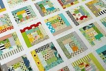 Scrappy Quilting / Light ideas for me to try. / by Linda Hedderig