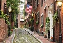 New England (home <3) / Boston => MA => New England, etc.