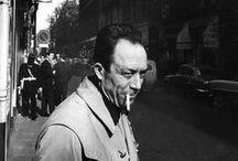 """Albert Camus / """"L'absurdité règne, et l'amour en sauve"""" (Carnets I)"""