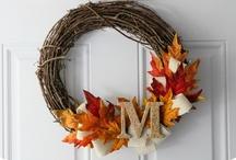 Autumn, my favorite season!! / by Amy Loberg