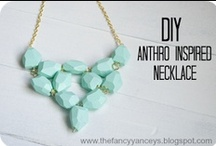 DIY Jewelry / by Christine Williams
