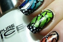 Pure Ice Nail Polish / by Pointless Cafe