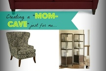 My Dream #MomCave ~ La-Z-Boy Pinterest Contest #CBias / by Michelle Marine