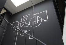 > Enviromental Design Inspiration / #enviro #decor #event #sign #design