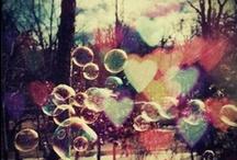 Bubbles, Hearts and Rainbows
