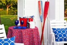 Let Freedom Ring | Holiday Inspiration / Products and events associated with Mahaffey Tent & Event Rentals