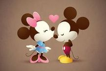 DISNEY •☆• W★RLD •☆• / WALT D.★ TKS FOR ALL, FOR ★LOVE★, FOR ★PRINCESS'S★ IMAGE.. / by Mariana Dino
