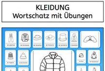 Wortschatz / Vocabulary