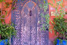 Doors & Windows / Openings to lives & stories....