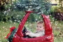 A Nostalgic Christmas | Holiday Inspiration / Products and events associated with Mahaffey Tent & Event Rentals