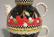 Tea for Two (or One) / by Helen Duvall