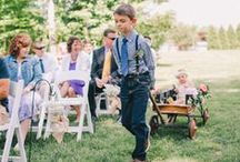 The Little Ones | Event Inspiration / Products and events associated with Mahaffey Tent & Event Rentals