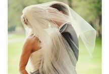 Vow-worthy Veil | Style Inspiration / Repinned from users on Pinterest