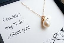 Can't Say 'I Do' Without You | Event Inspiration / Repinned from users on Pinterest