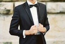 Dapper Grooms | Style Inspiration / Products and events associated with Mahaffey Tent & Event Rentals