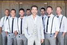Grand Groomsmen | Style Inspiration / Events and products associated with Mahaffey Tent & Party Rentals