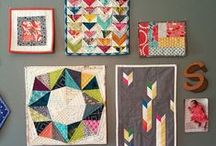 Mini quilt ideas