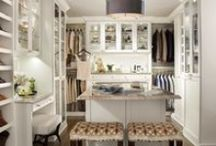 Closets / NewSpace can maximize the space in any closet! From a simple reach-in closet to the most luxurious, we can handle it all!