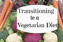 Vegetarian / Transitioning to Vegetarian diet does not have to be hard!!!