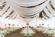 Daring Drapes | Decor Inspiration / Products and events associated with Mahaffey Tent & Event Rentals