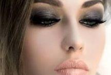 Stunning makeup. / Stunning makeup ideas and looks.  / by Julie Mariner