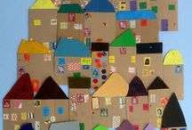 Art & Craft | Houses Buildings / by Sarah Wagner