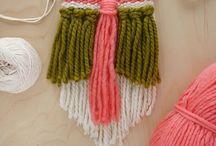 Art & Craft | Weaving / by Sarah Wagner
