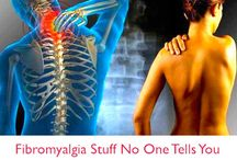 Fibromyalgia. / As a fibro sufferer myself I decided to share as much knowledge about the illness as possible. I hope it helps you.  / by Julie Mariner