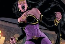 Fantasy, Power Girls & Badass Women