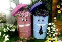 Inspiration; Garden / by Anky's Ukky's