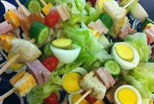 Menu ~ Salads & Vegetables