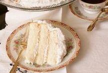 Menu ~ Cakes