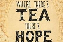 Tea / by Hayley Harris