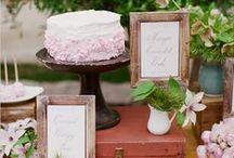 Dessert Tables / by Linen, Lace, & Love