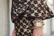 Fashion ~ Brown ~ Leopard