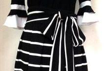 Fashion ~ Black ~ White & .......