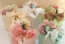 Great Gifts and Wrapping / Easy DIY Gifts that anyone would like to receive  / by Teressa Berton