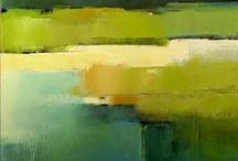 waterscapes/landscapes / by Anne Vey