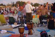 Florida Beach Life / If you are lucky enough to live near a beach, you are lucky enough. / by Dachshund Luke