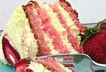 Food-Baking & Desserts / by Pam Douglass
