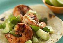 Food-Seafood / by Pam Douglass