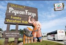Pigeon Forge: Pin2Win / Visit Pigeon Forge, Tennessee / by RondaKay RHIT