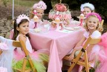 Princess Party / by Michelle Chesnut