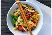 Noodle / How I love the noodle...